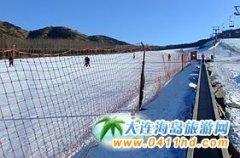 2020大连林�;�雪场2月29日恢复正常营业