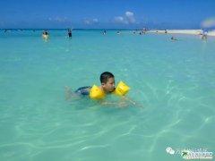 塞班岛旅行游记:中国家庭在塞班岛的度假生活