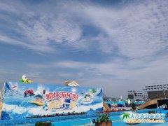 适合带孩子去的39度水乐园,大连市内就可以玩的水上乐园